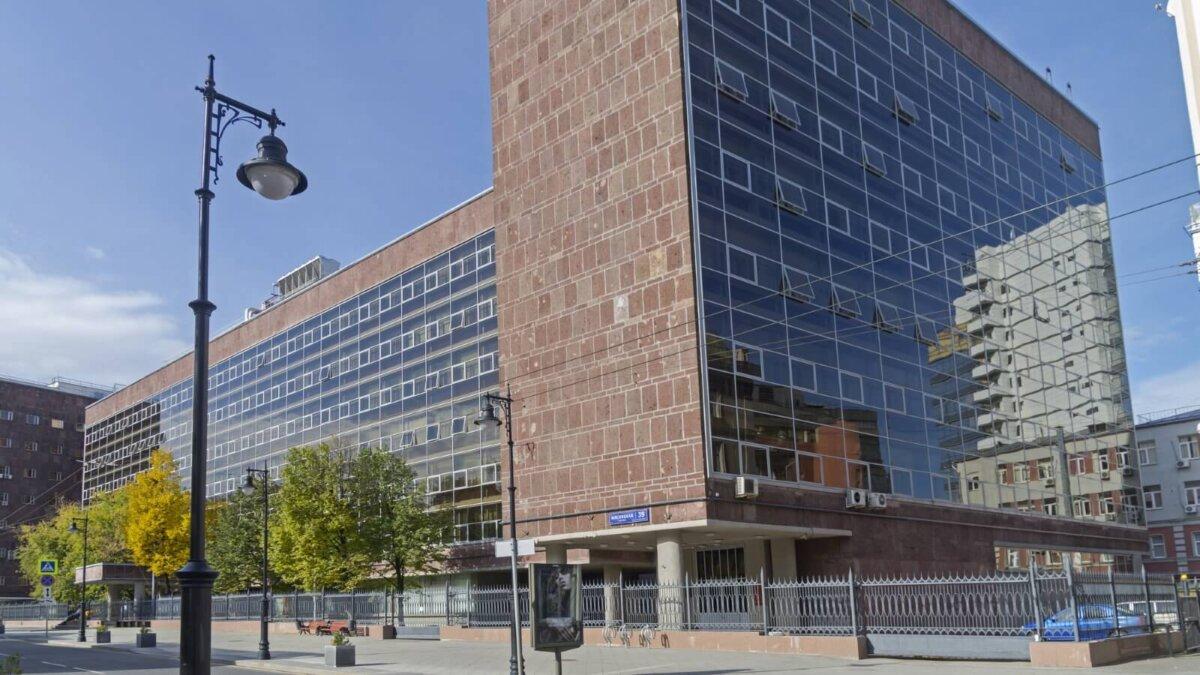 Росстат Федеральная служба государственной статистики здание ВВП