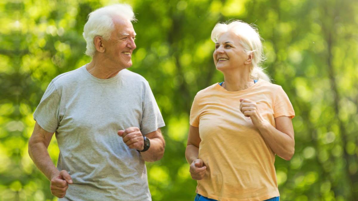 Пенсионеры Долголетие Активный образ жизни