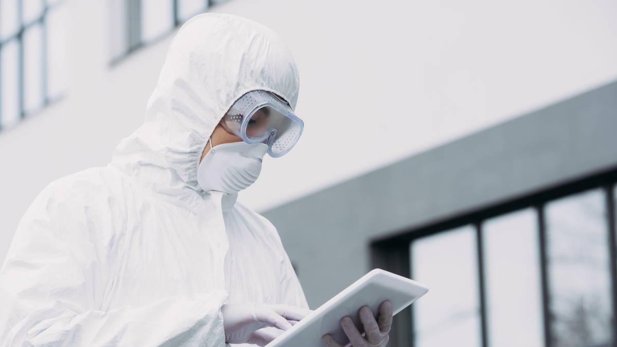 Китай коронавирус вирусолог
