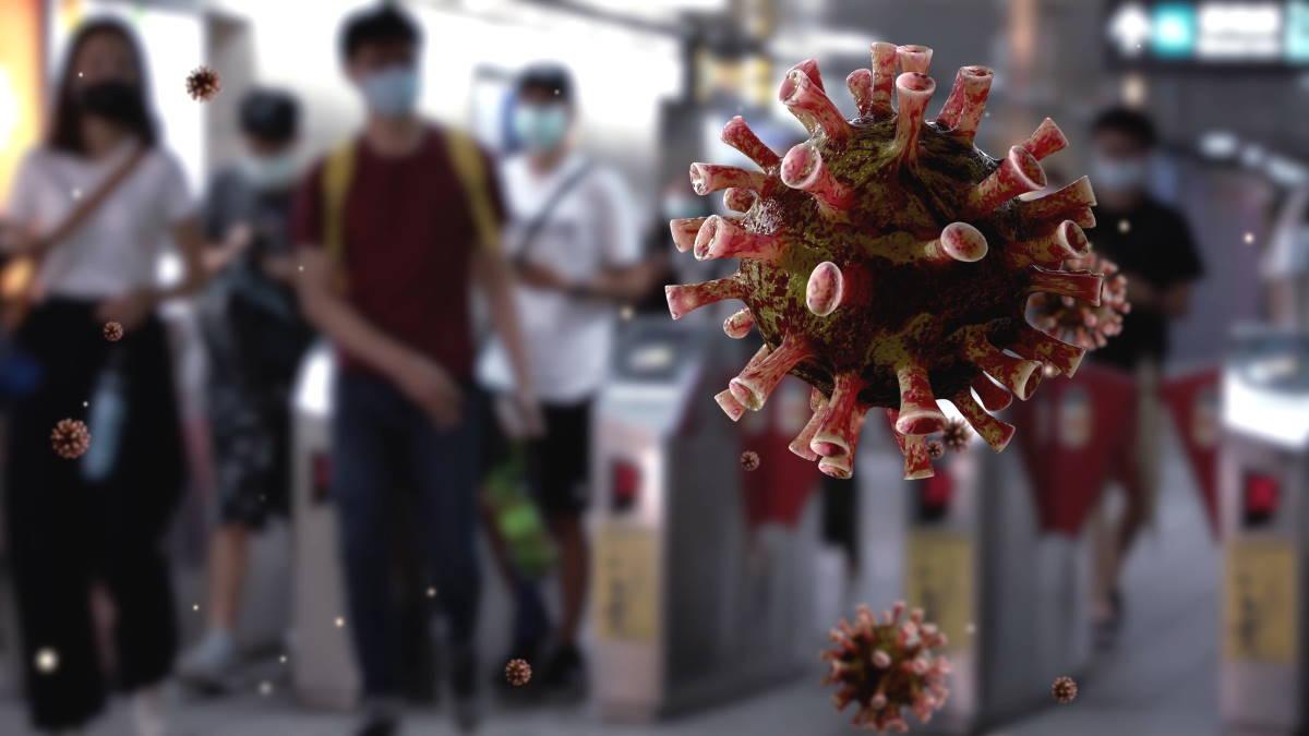 Коронавирус макро Китай