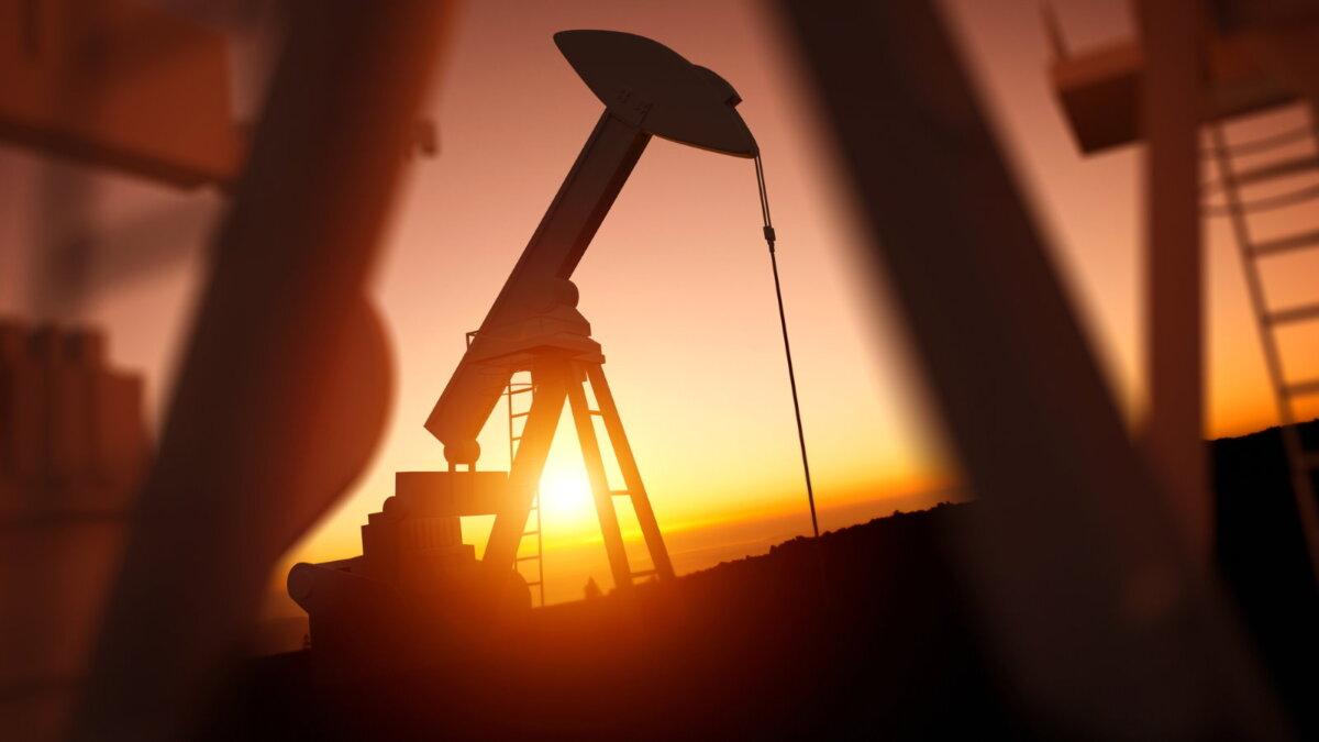 Нефть Нефтедобыча Нефтяной станок-качалка пять