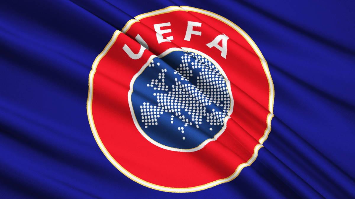 UEFA УЕФА логотип