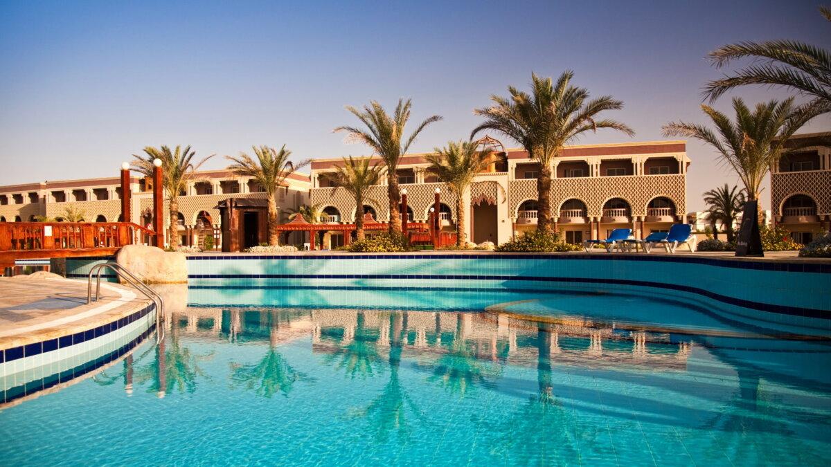 Хургада Египет туризм