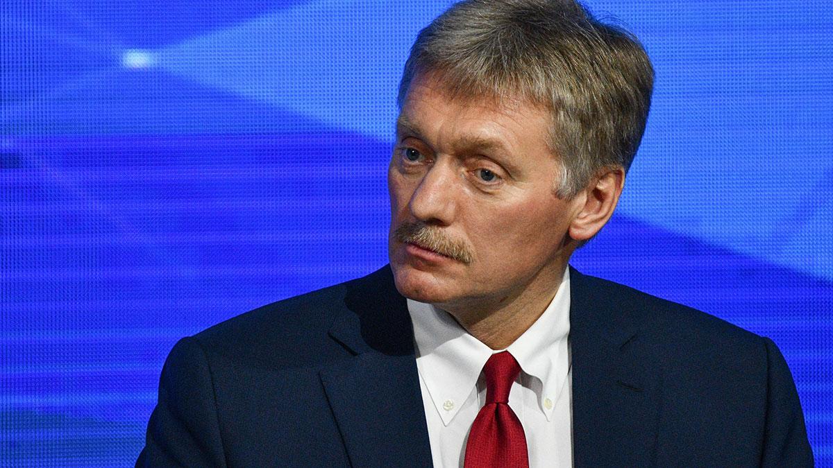 Дмитрий Песков пресс-секретарь президента Российской Федерации крупный план