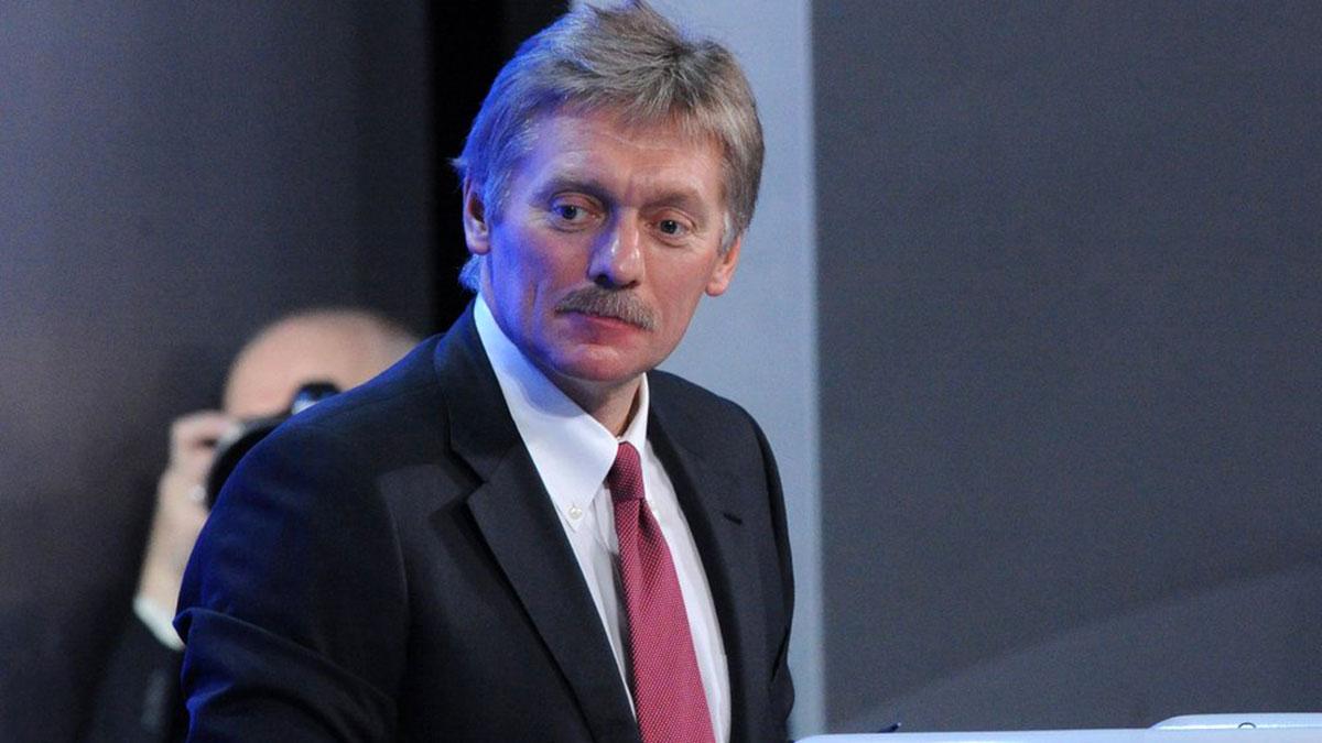 Дмитрий Песков пресс-секретарь президента Российской Федерации взгляд