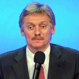 Песков назвал отделение Крыма от России на сайте Олимпиады поводом для реакции