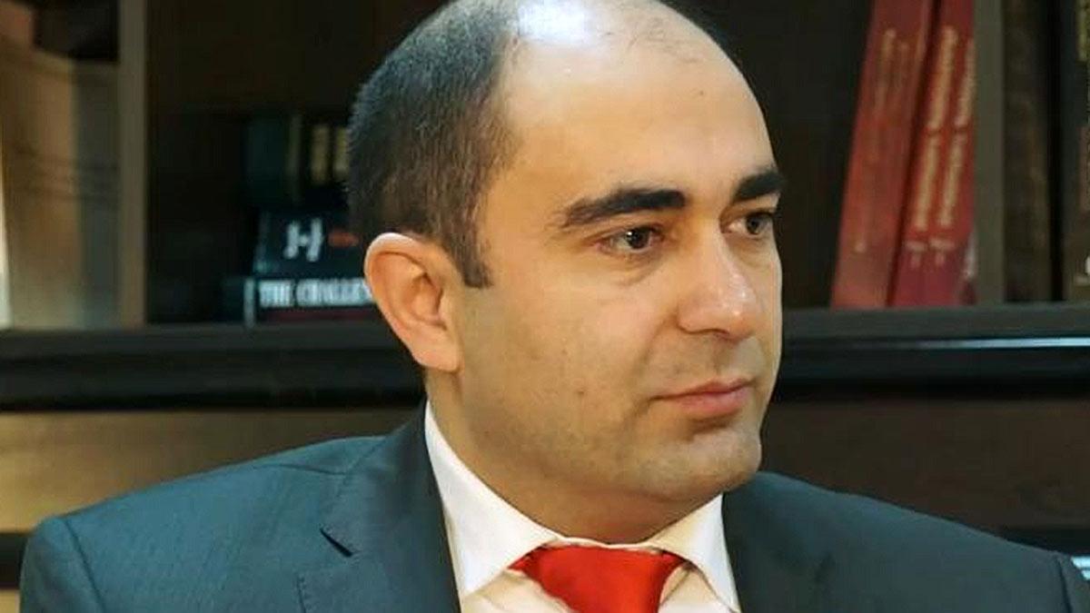 Эдмон Марукян Армянский адвокат политик