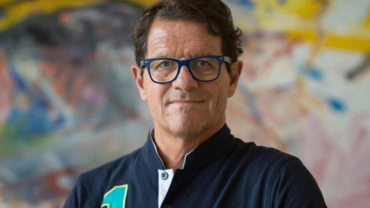 Футбольный тренер Фабио Капелло