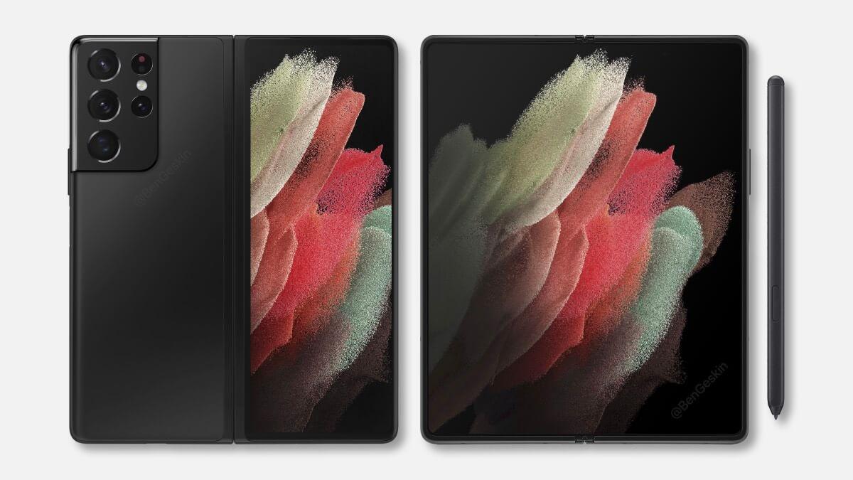Galaxy Z Fold 3 Ultra