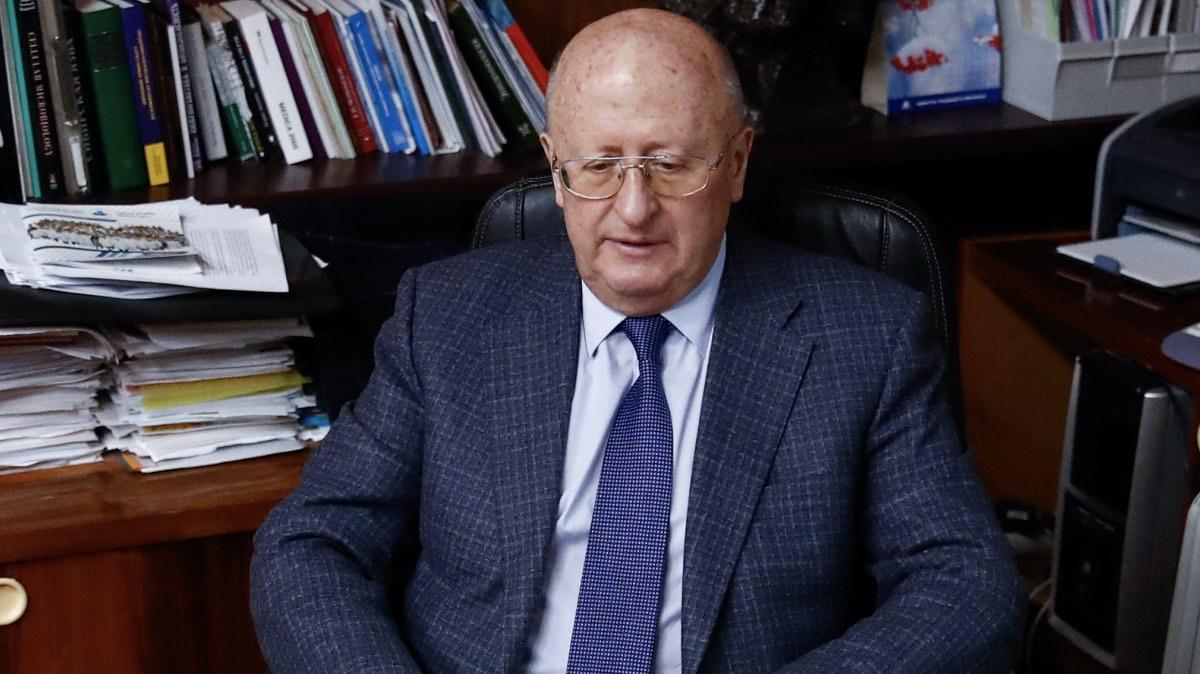Директор Национального исследовательского центра эпидемиологии и микробиологии имени Н.Ф. Гамалеи Александр Гинцбург