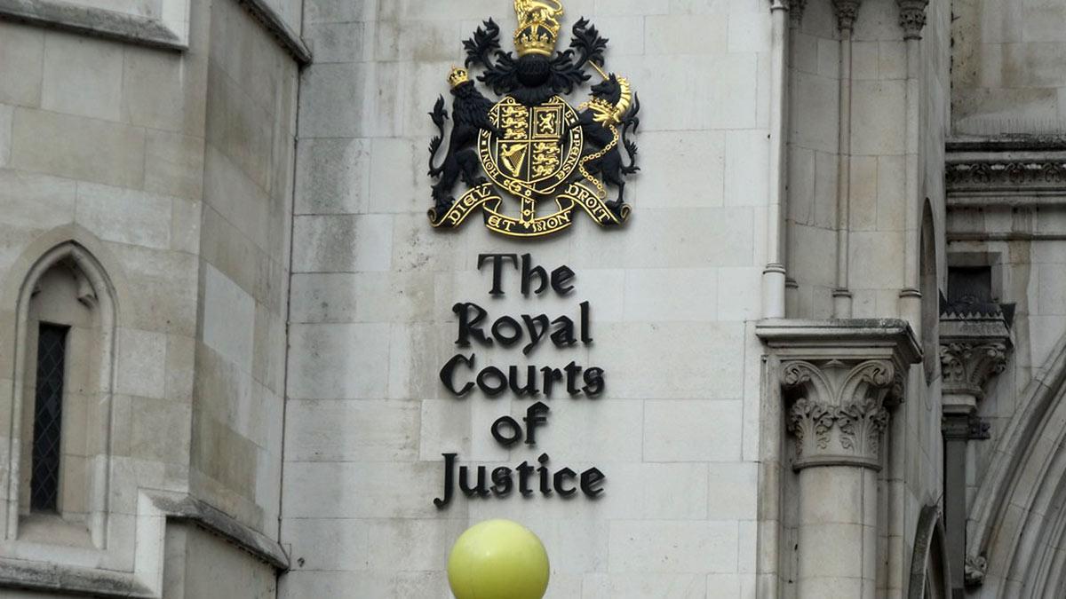 Высокий суд Англии и Уэльса здание
