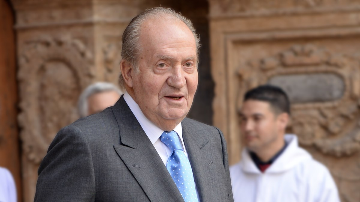 Хуан Карлос I король Испании