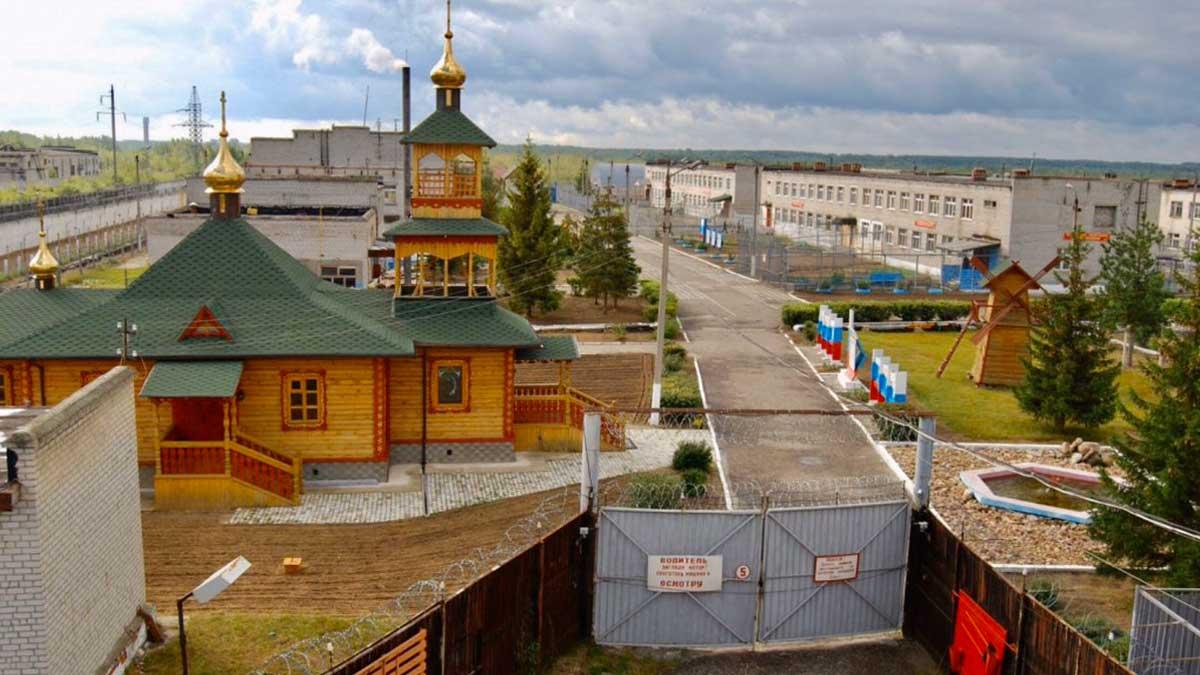 Исправительная колония №2 в Покрове Владимирской области