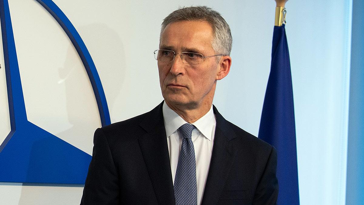 Йенс Столтенберг Норвежский политик генеральный секретарь НАТО генсек