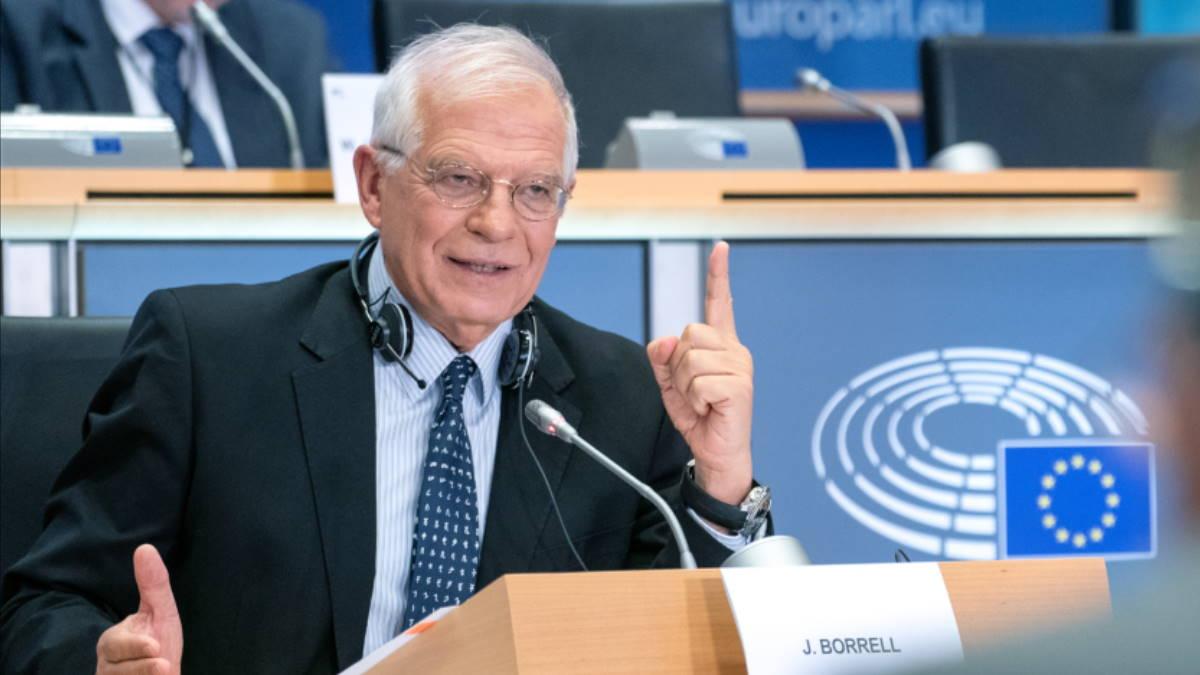 Глава евродипломатии Жозеп Боррель