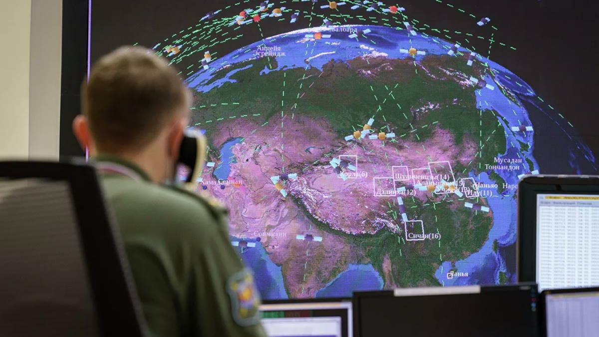 Командный пункт СПРН в Солнечногорске