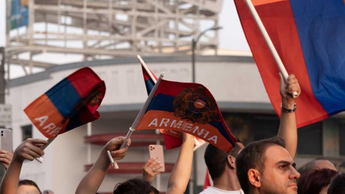 Митинг Армения rally armenia