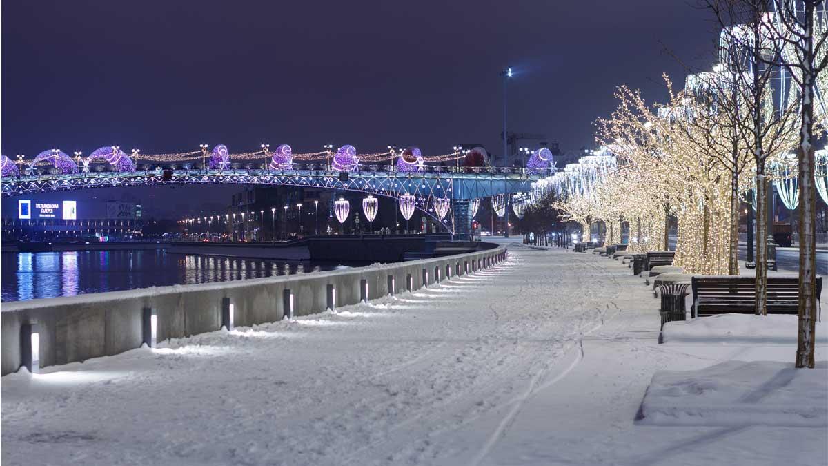 О погоде в Москве 8 марта рассказали синоптики