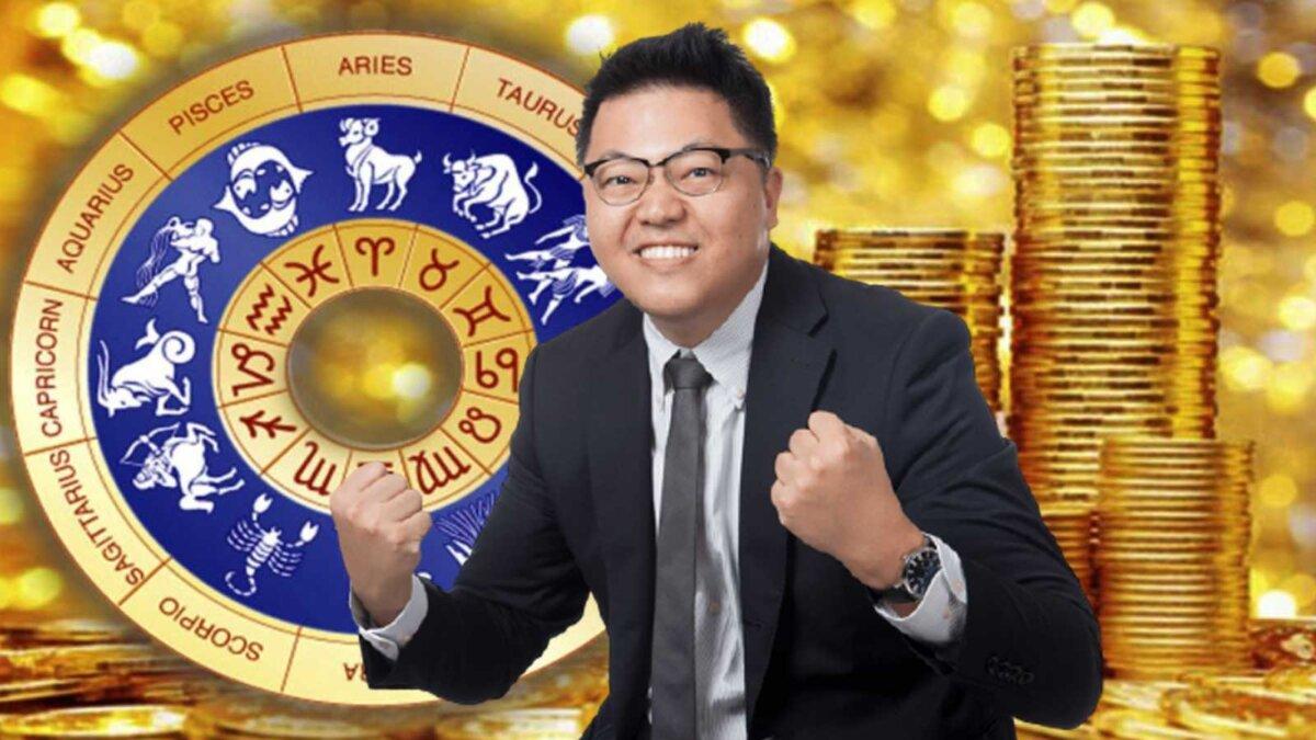 Мужчина радуется гороскоп деньги два