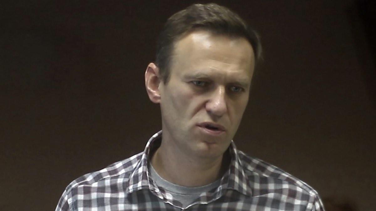 Навальный 20 февраля