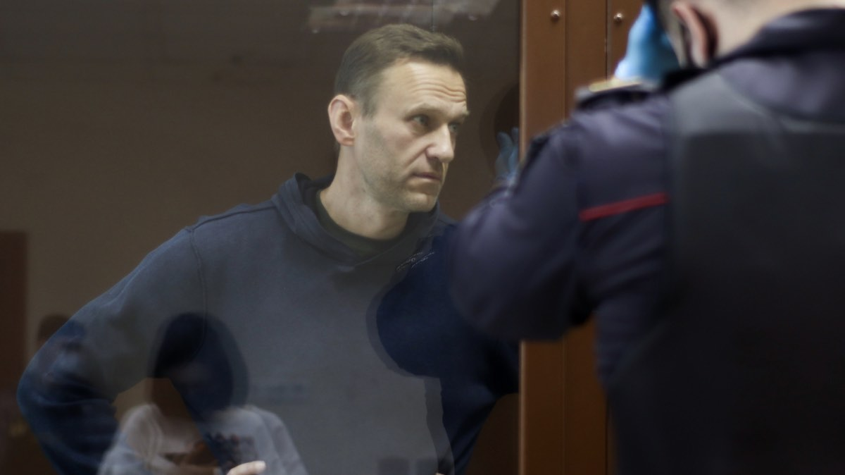 Навальный в суде 5 февраля