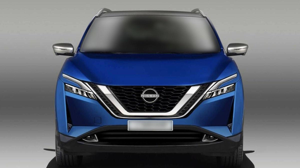 Новый Nissan Qashqai 2021