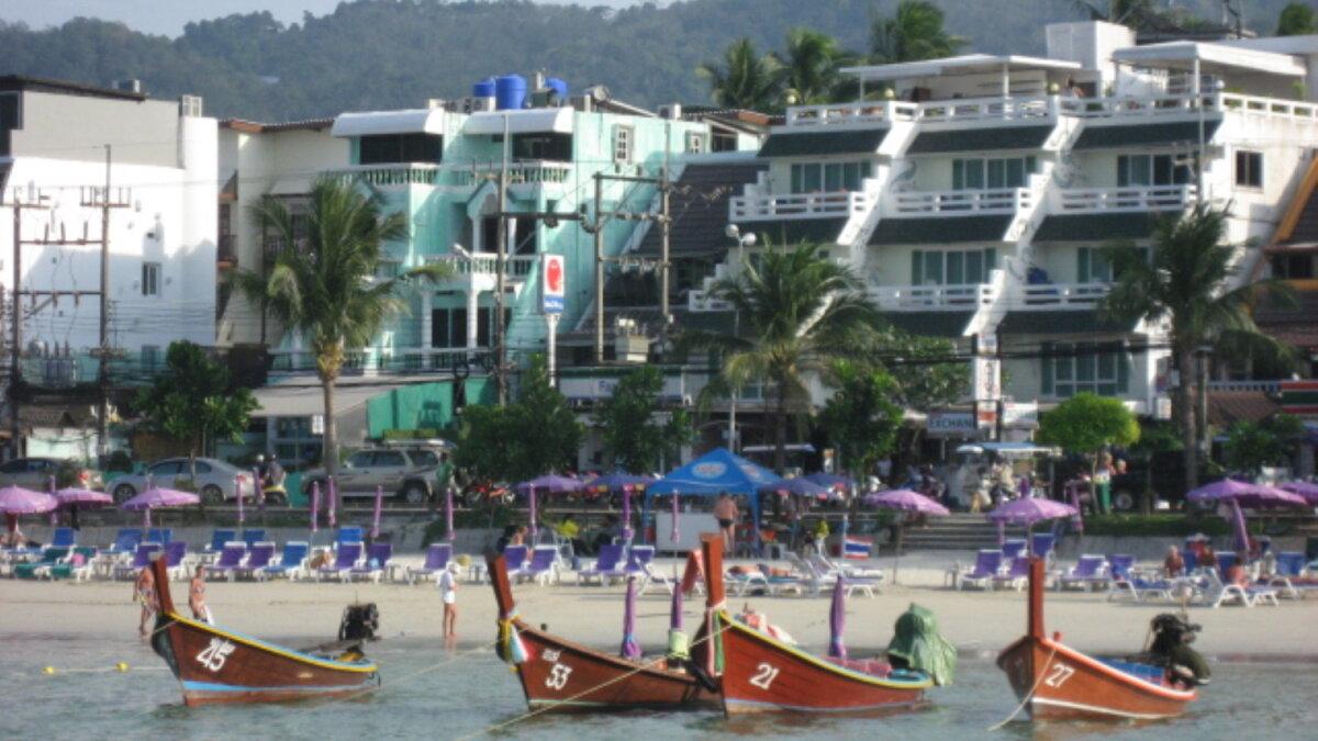Пхукет Таиланд отели пляж туризм