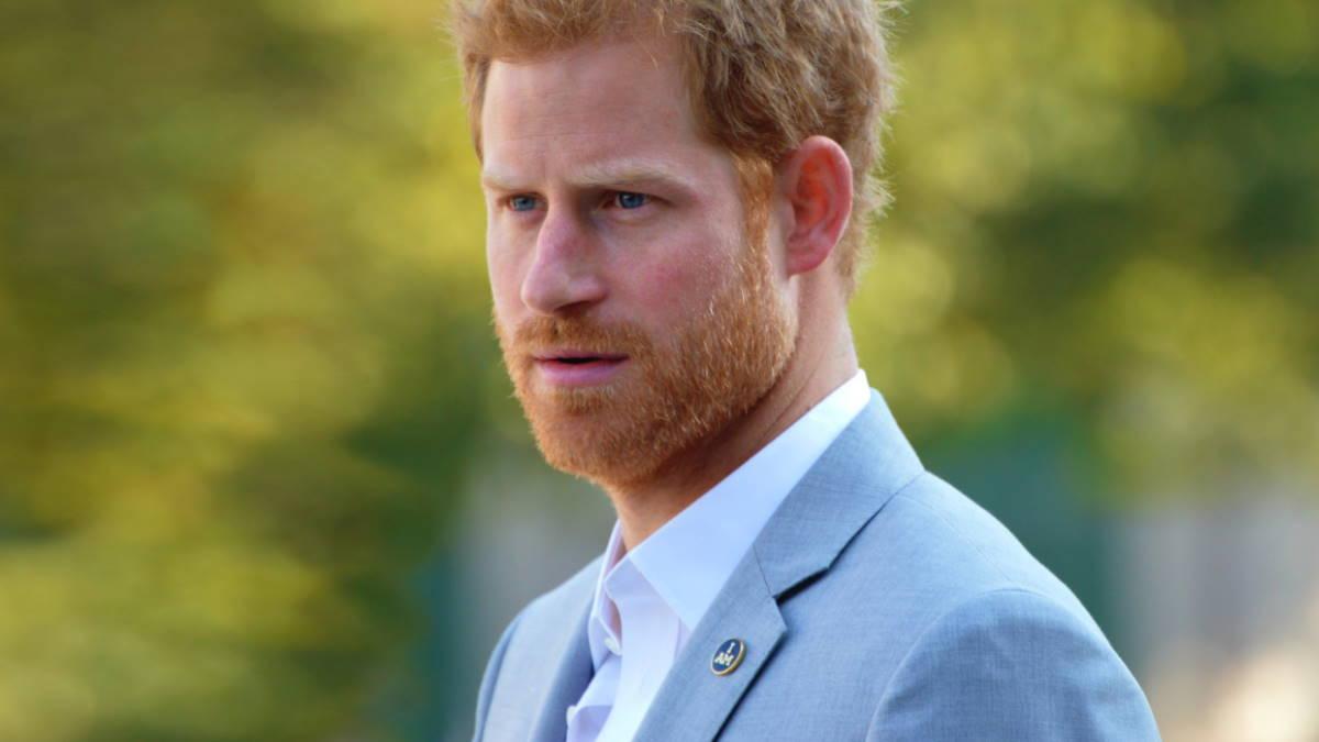 Принц Гарри - Prince Harry один