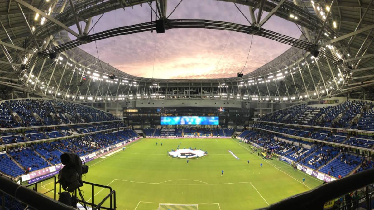 РПЛ Российская премьер-лига футбол стадион