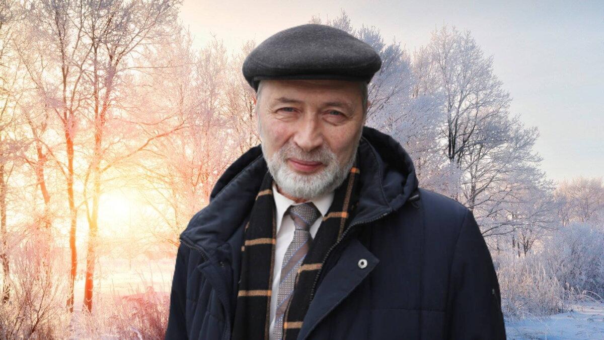 Роман Вильфанд погода зима солнце мороз