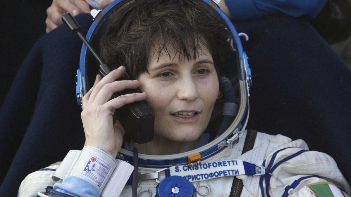 Саманта Кристоферетти, женщина-космонавт с ограниченными возможностями