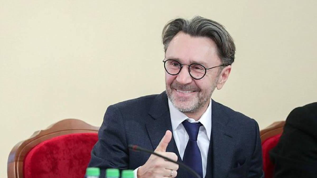 Сергей Шнуров четыре