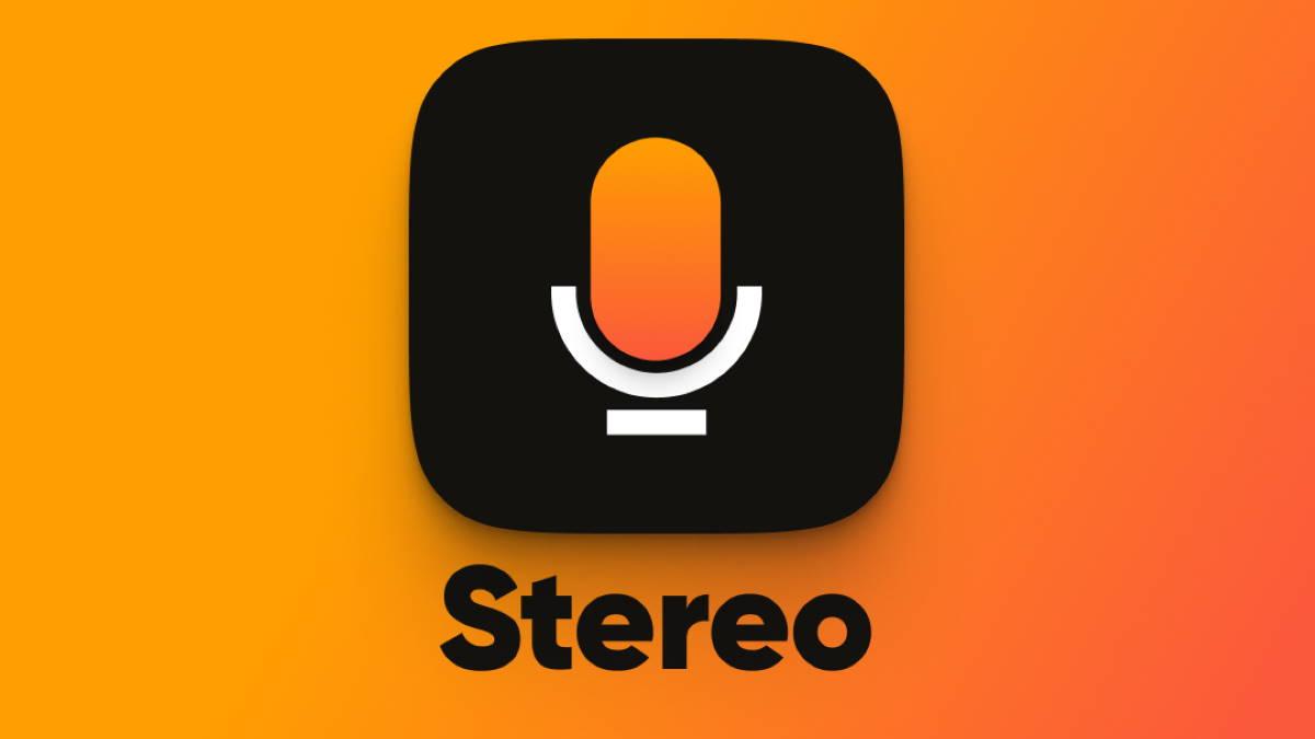 Stereo логотип