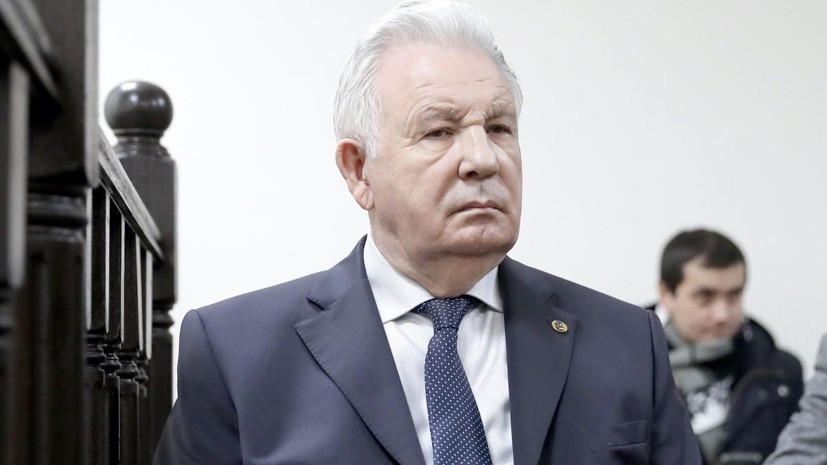 Экс-губернатор Хабаровского края Виктор Ишаев
