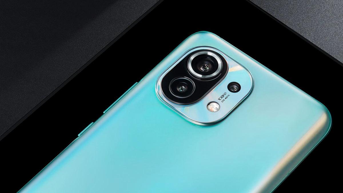 Xiaomi Mi 11 Lite смартфон сяоми