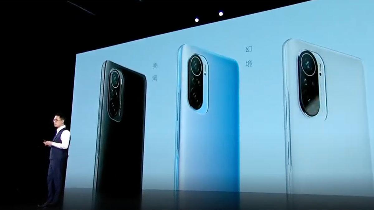 Xiaomi Redmi K40 сяоми презентация китай