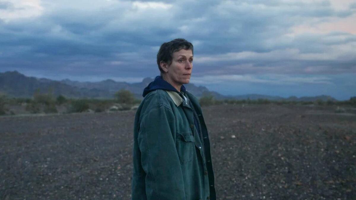 Кадр из фильма Земля кочевников два