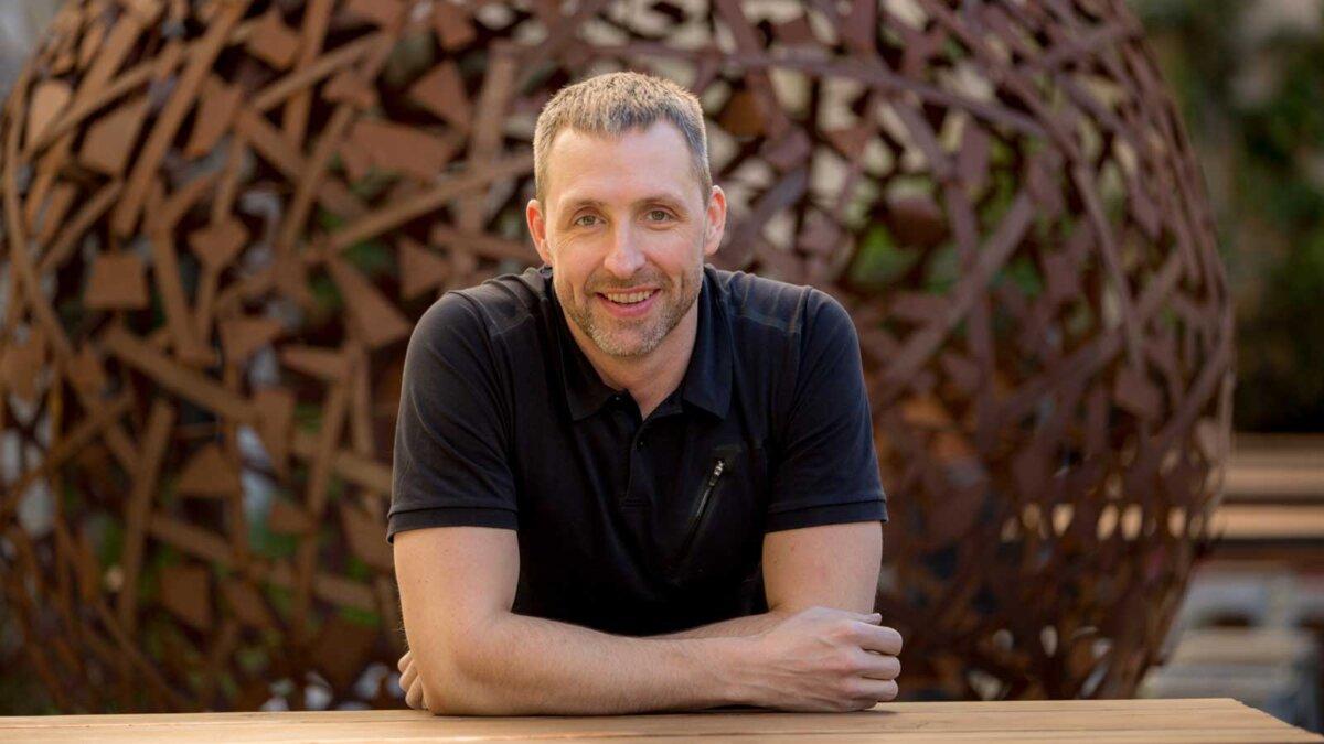 бизнесмен и биохакер Дэйв Эспри Dave Asprey