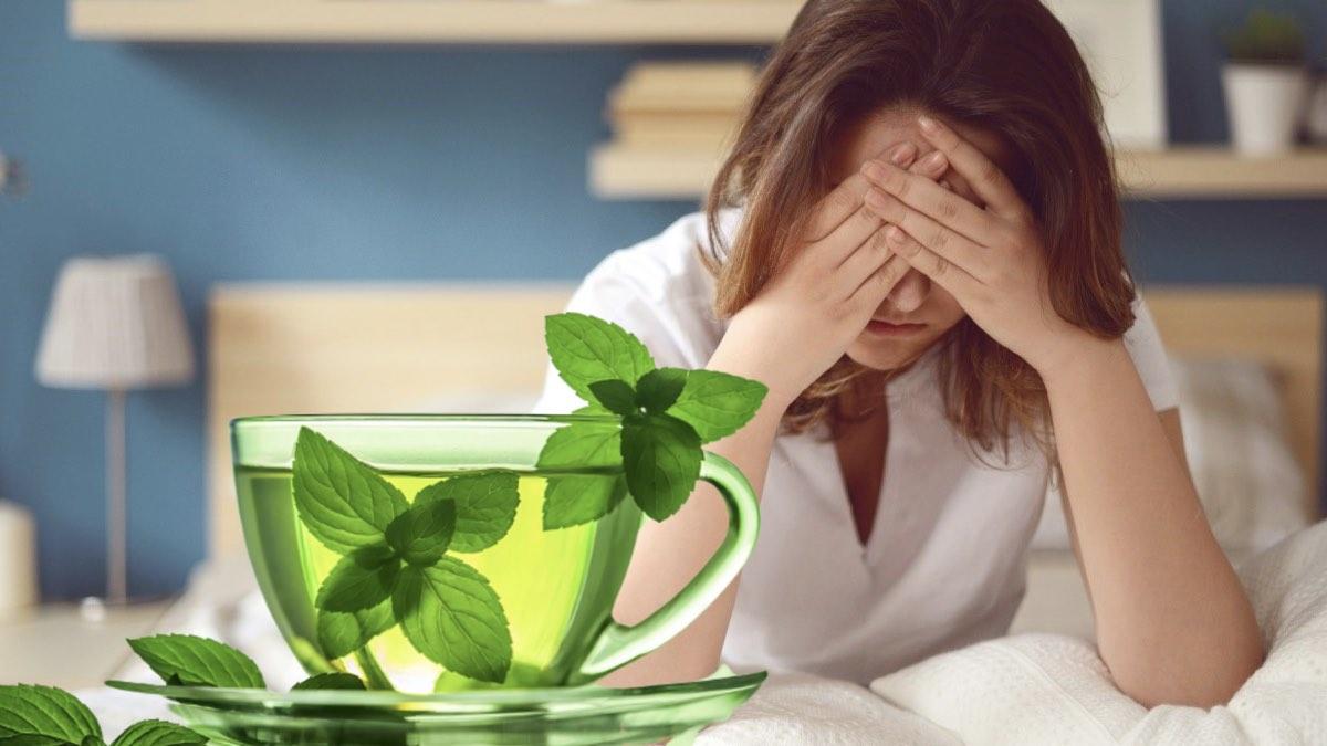 чай и недомогание
