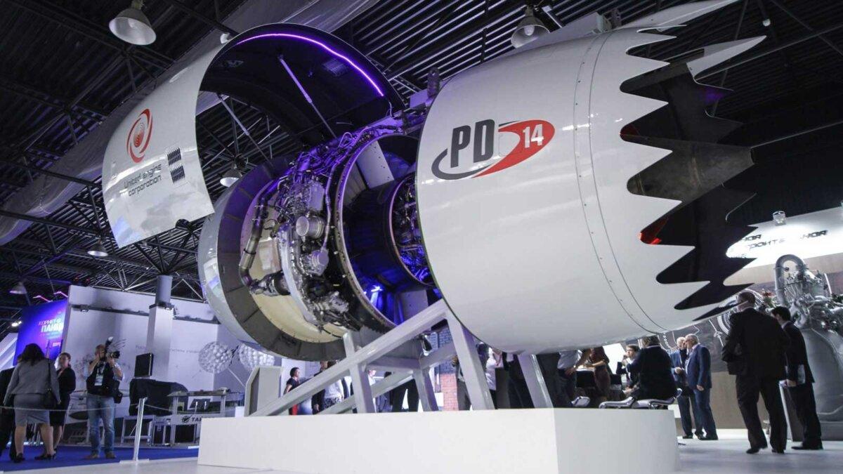 двигатель ПД-14 для самолетов МС-21