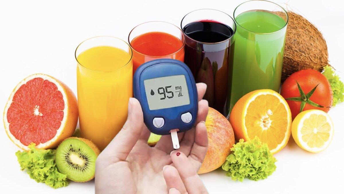 фруктовый сок и диабет