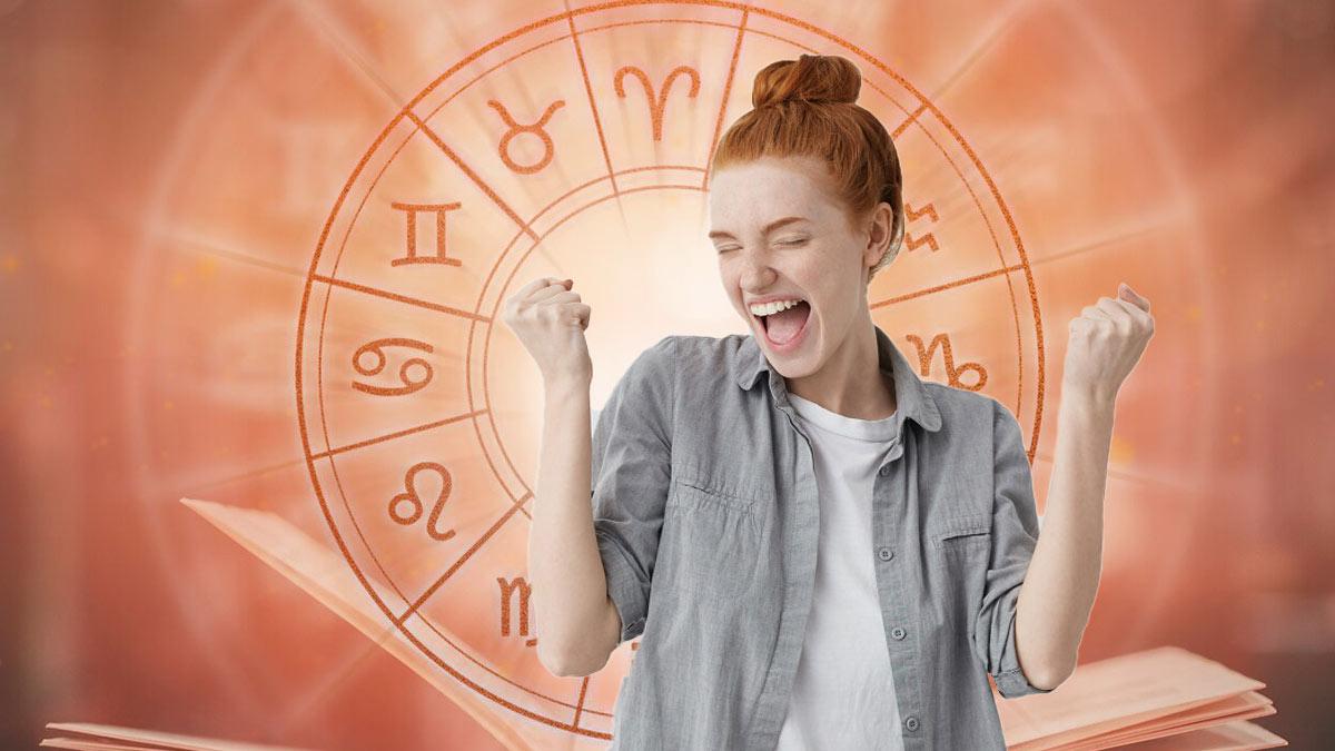 гороскоп удача знаки зодиака предсказания успех
