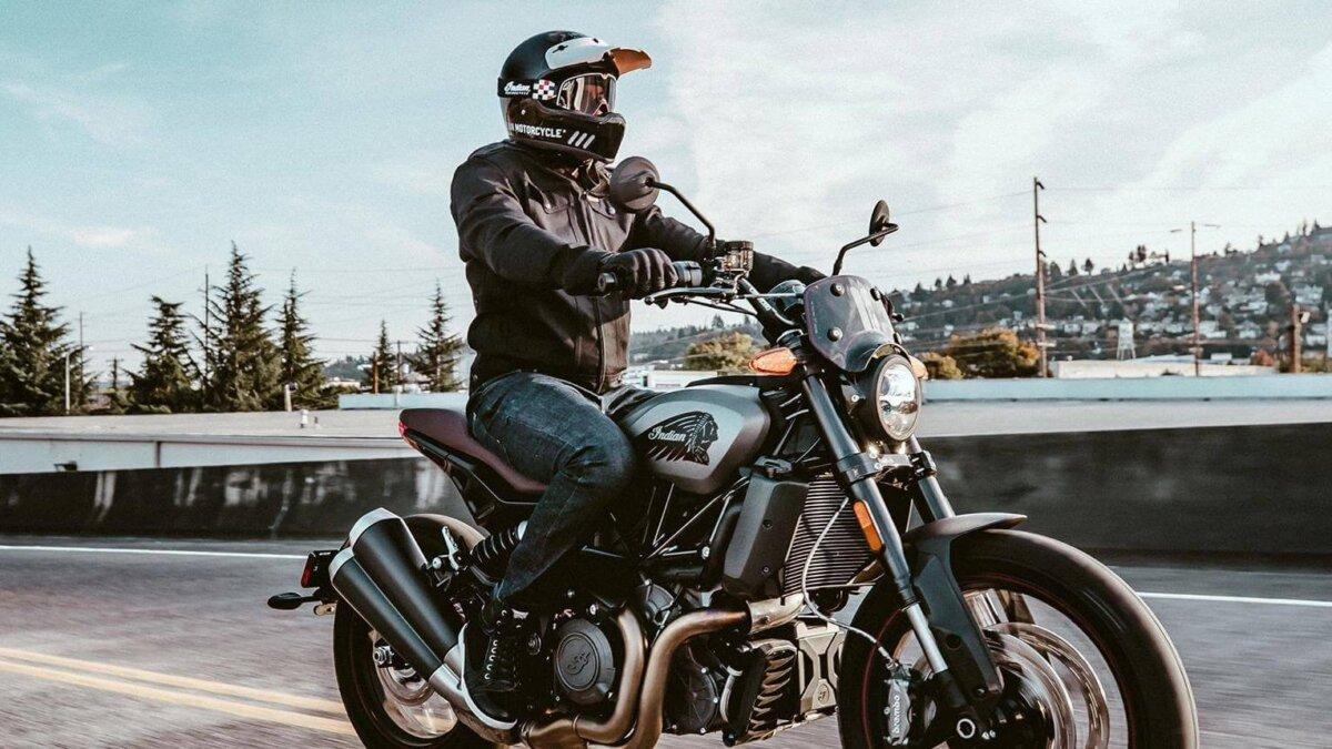 Indian FTR1200 мотоцикл