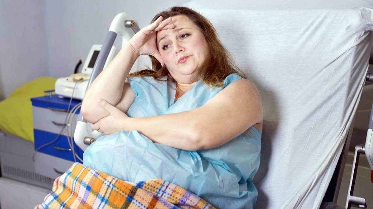 женское ожирение