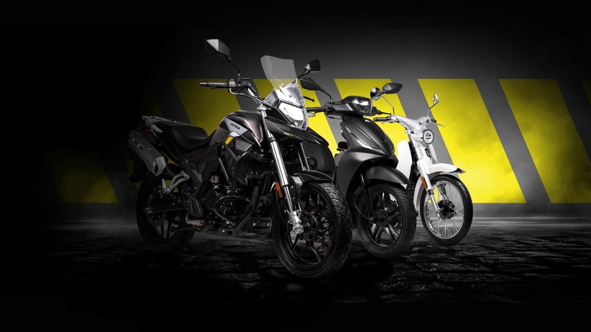 мотоциклы Motron Motorcycles