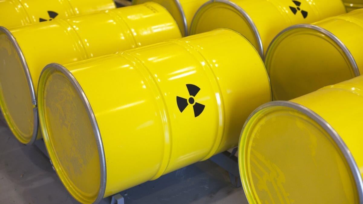 Радиоактивные отходы радиация