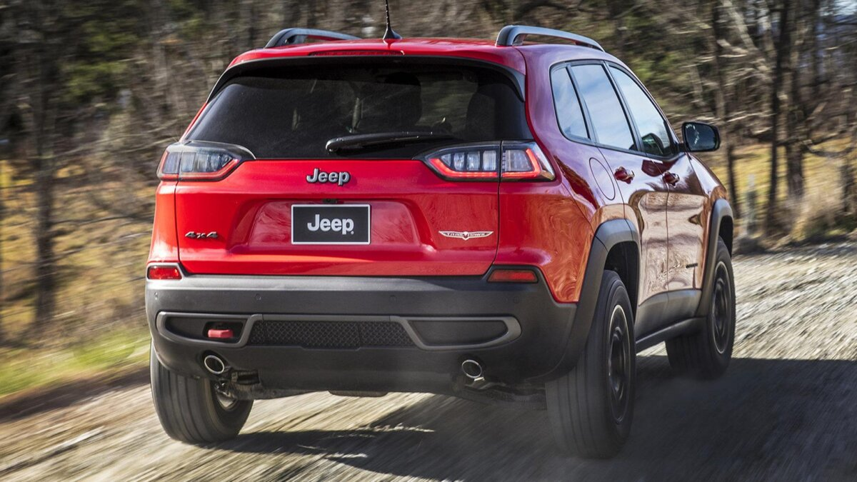 Jeep Cherokee (Джип Чероки)