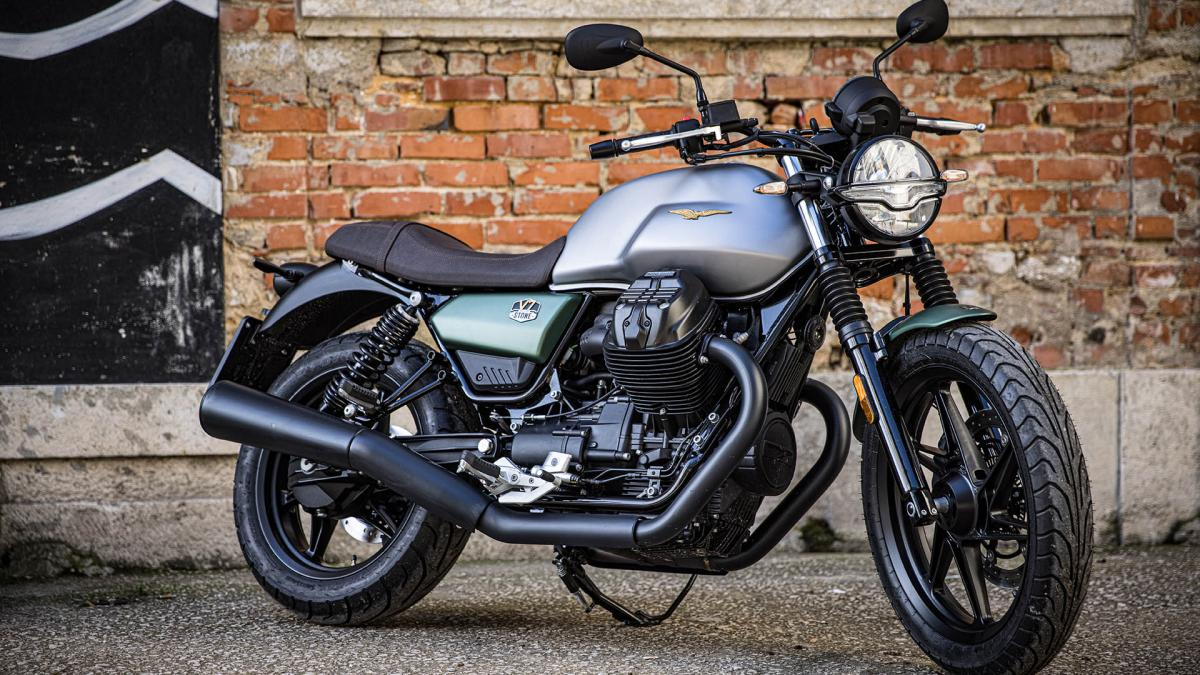 Moto Guzzi V7 Centennaro мотоцикл