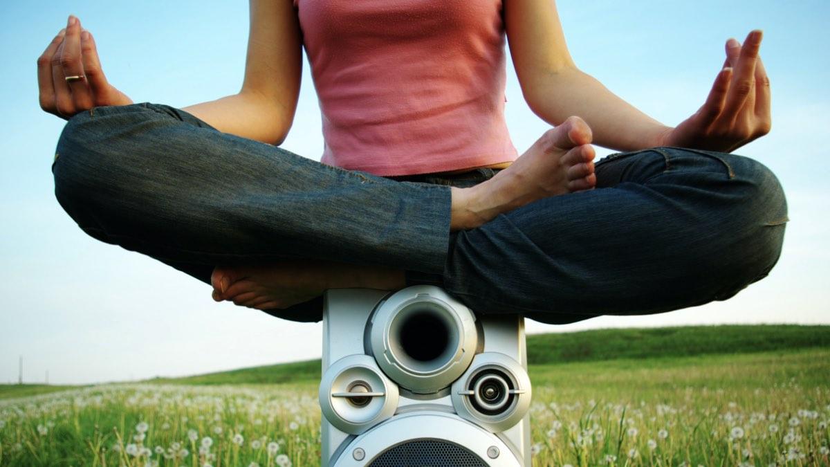 йога музыка долголетие