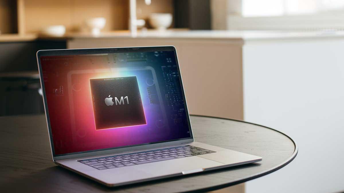 компьютер the M1 processor процессор М1